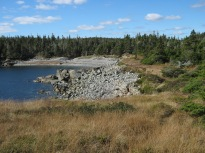 Louisbourg trail