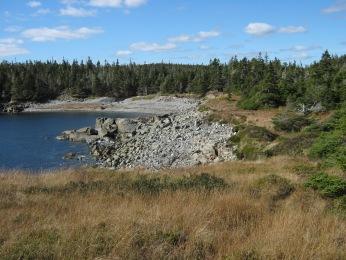 Louisbourg trail